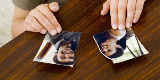 Faut-il garder une photo ex copine ?
