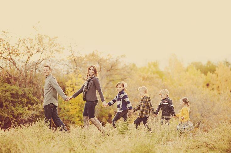 Eviter les photos de famille trop classique