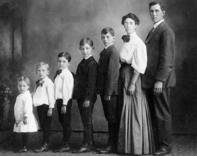 Quelle est l'idée photo famille originale ?