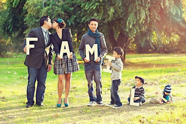 Nouvelles idées de photo de famille originale