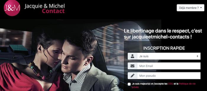 Notre avis sur Jacquie et Michel Contact.